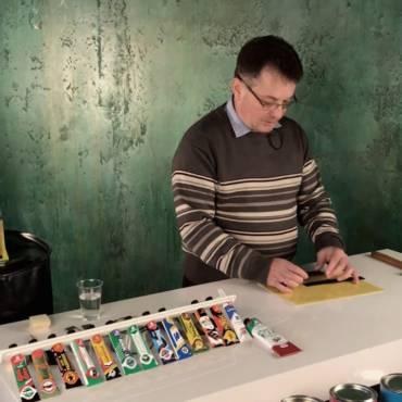 Видео. Клей резиновый полиуретановый — технология склеивания