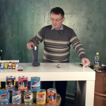 Видео. Применение клея жидкая заплатка