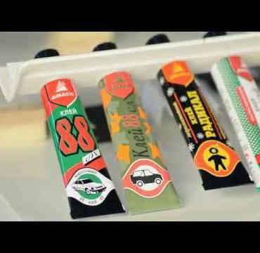 Видео. Обзор контактных клеев ТМ ANLES от производителя